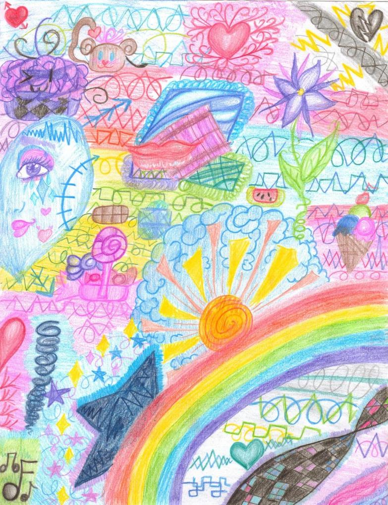 Burst of Inspiration by Izukia