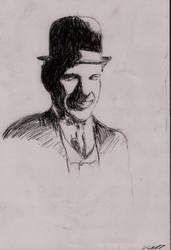 Charlie Chaplin - Coal