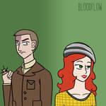 Laketober 13: Love/Betrayal by bloodflow666