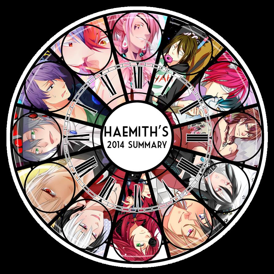 haemith's 2014 ART SUMMARY by haemith