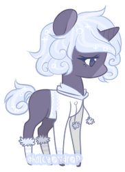 [Day 1] Frost - Closed by Irusu-Adopts