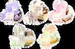 Dessert Adopts {Closed}