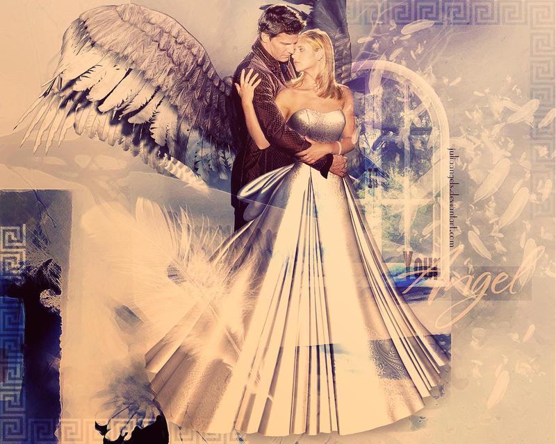 Your Angel by JuliaAngels