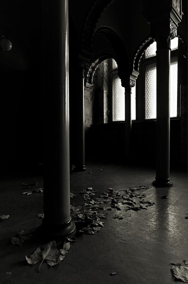 -  Autumn Inside - by I-N-R