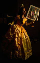 Belle: A dark room in the castle