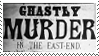 Ghastly Murder Jack the Ripper Stamp by stampoo
