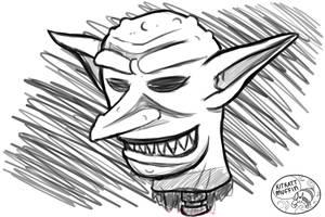 Goblins head