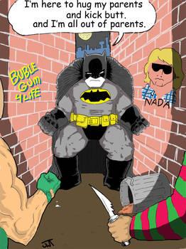 batman they live