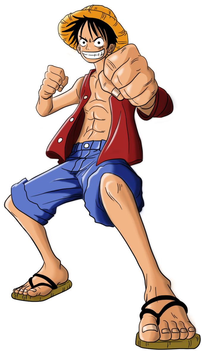 One Piece: Monkey D. Luffy by Gabriel3136 on DeviantArt - photo #1
