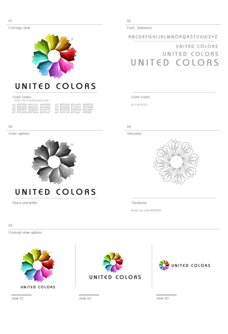 United colors by desdoc