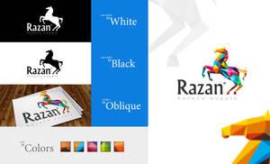 Razan logo 1 by desdoc