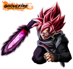 Black Goku Super Saiyan Rose