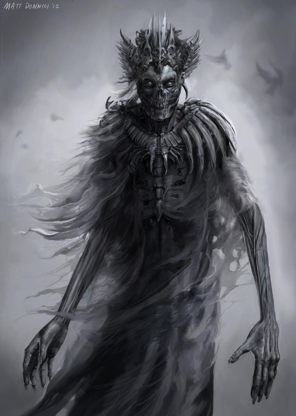 Lich by mattdonnici on DeviantArt