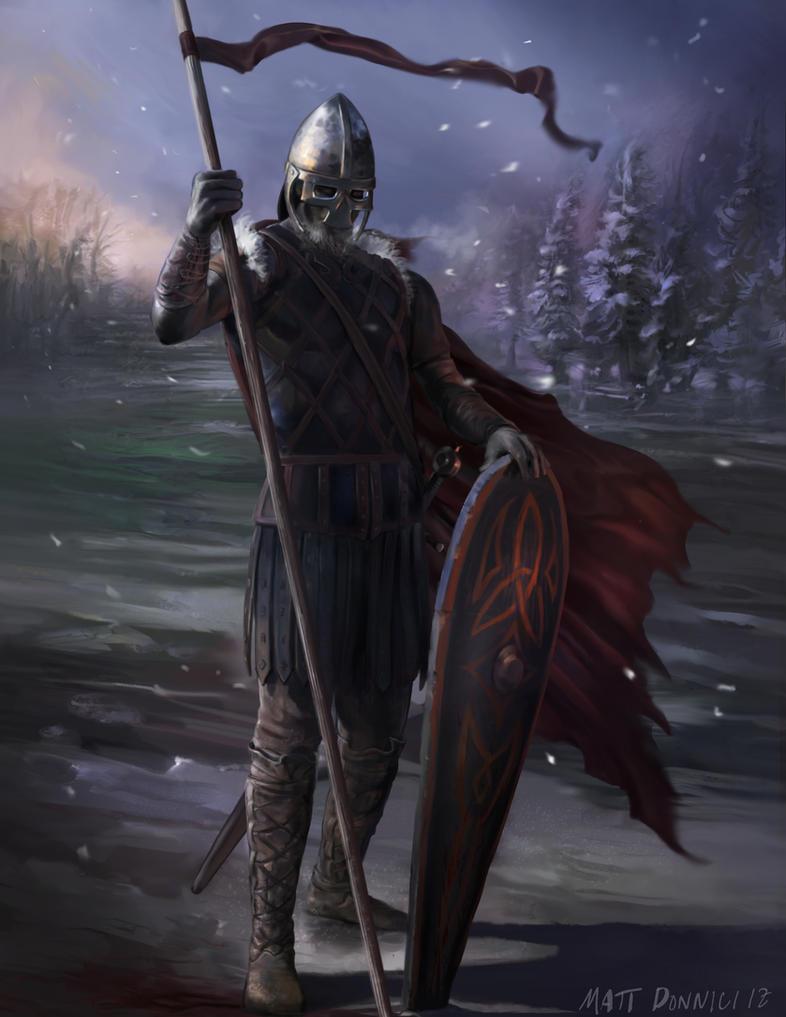 viking by mattdonnici
