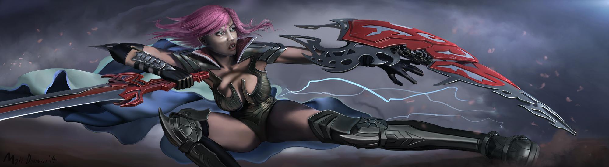 Lightning R7 by mattdonnici