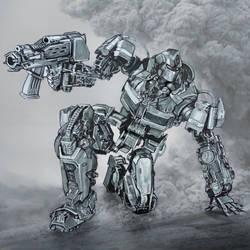 90% Optimus Prime