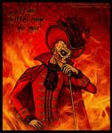 The Red Death by ofbeautsandbeasts