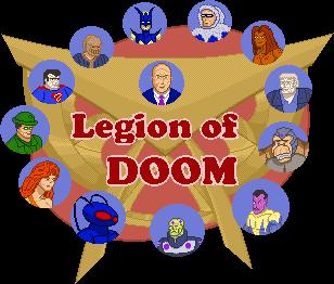 Legion of Doom by Tony-El