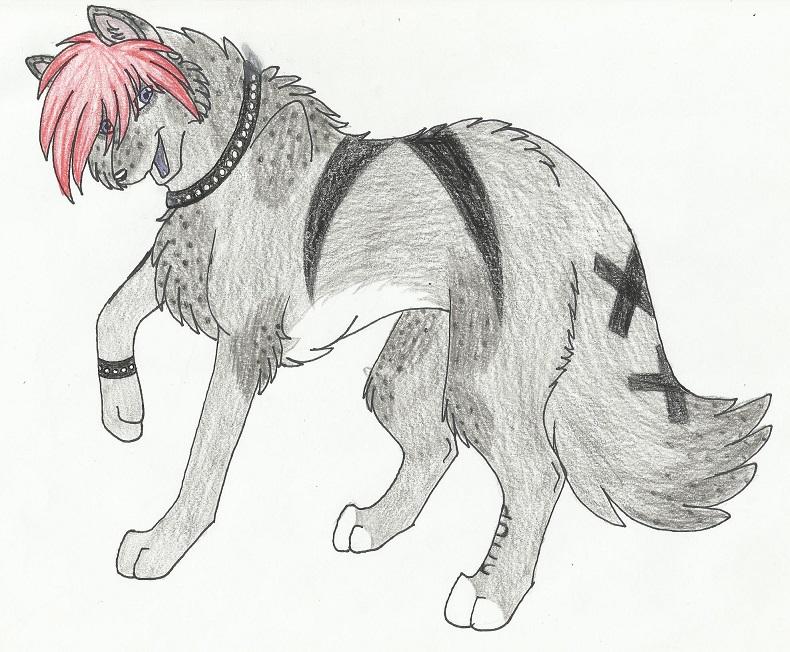 Trade with Frazeekie: Sandra by Jeodthewolf