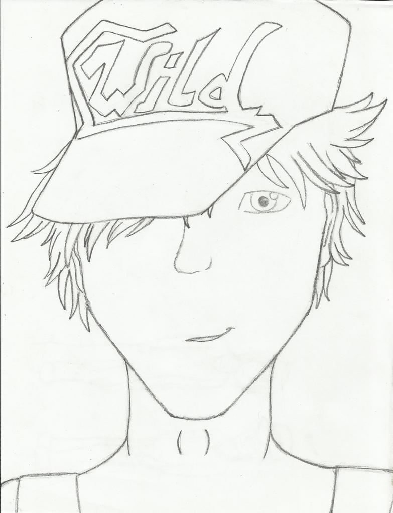 Kale Sketch by Jeodthewolf