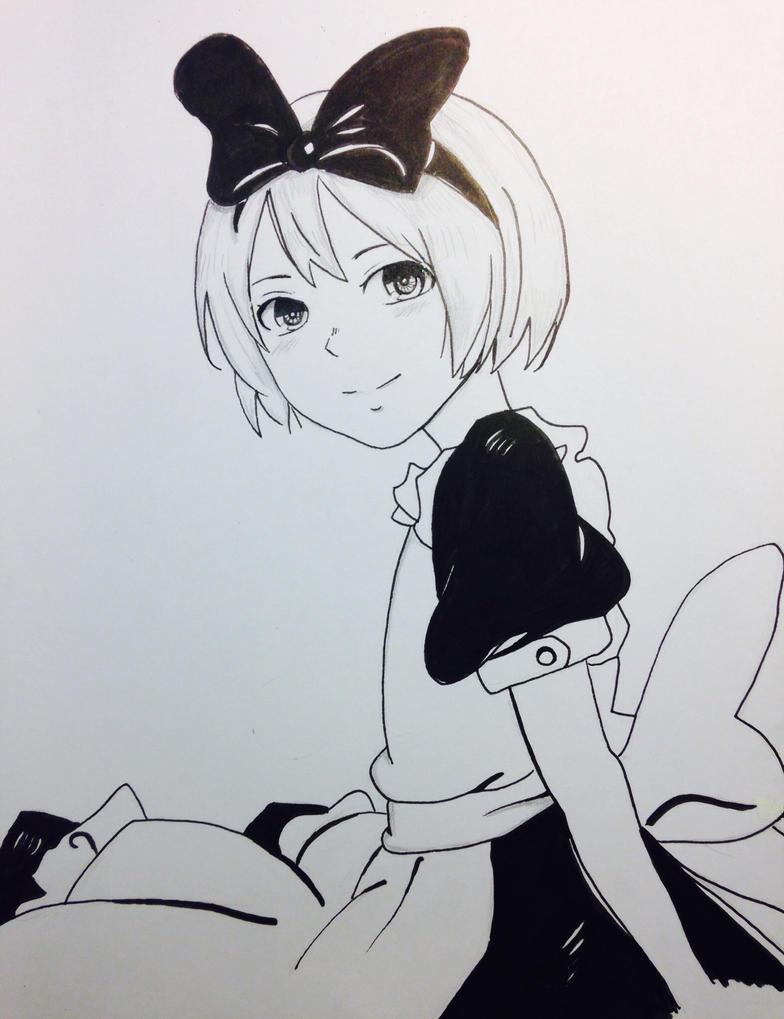 Maid Armin by Sumiko123