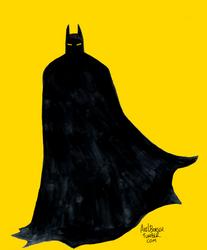 BATMAN by AxelBorsch