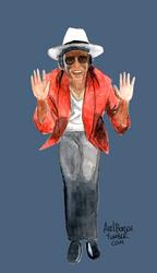 Bruno Mars by AxelBorsch
