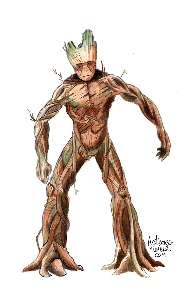 Download image I Am Groot PC, Android, iPhone and iPad. Wallpapers and ...