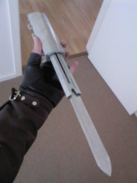 Assassin S Creed Hidden Blade By Ruskin69 On Deviantart