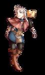 Heroine Collab: Nina (FE14)