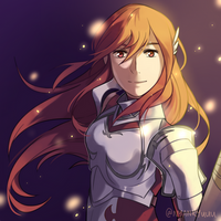 Day 10: Cordelia by Nyankyuu