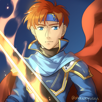 Day 22: Brave Roy by Nyankyuu