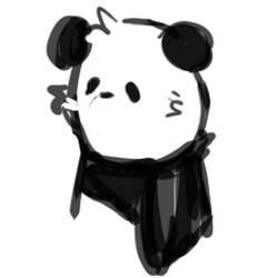 lil panda bud by elisaGolden