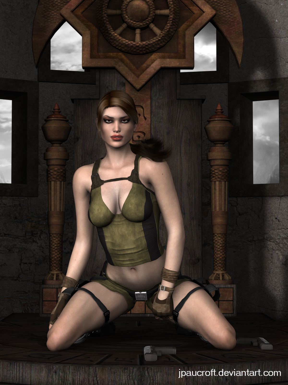 Lara V5 Elite by JpauCroft