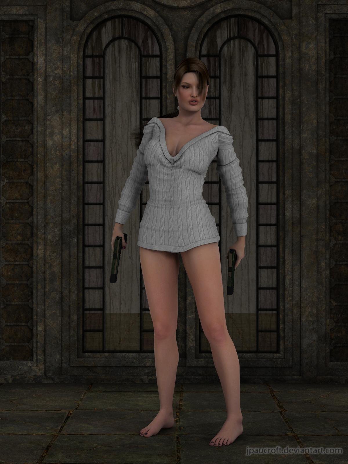 Lara Underground Manor by JpauCroft