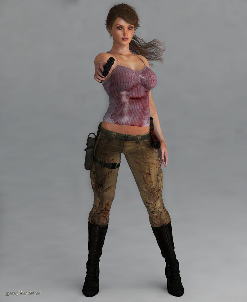 Tomb Raider 2013 Wallpaper: Lara Croft 2013 By JpauCroft On DeviantArt