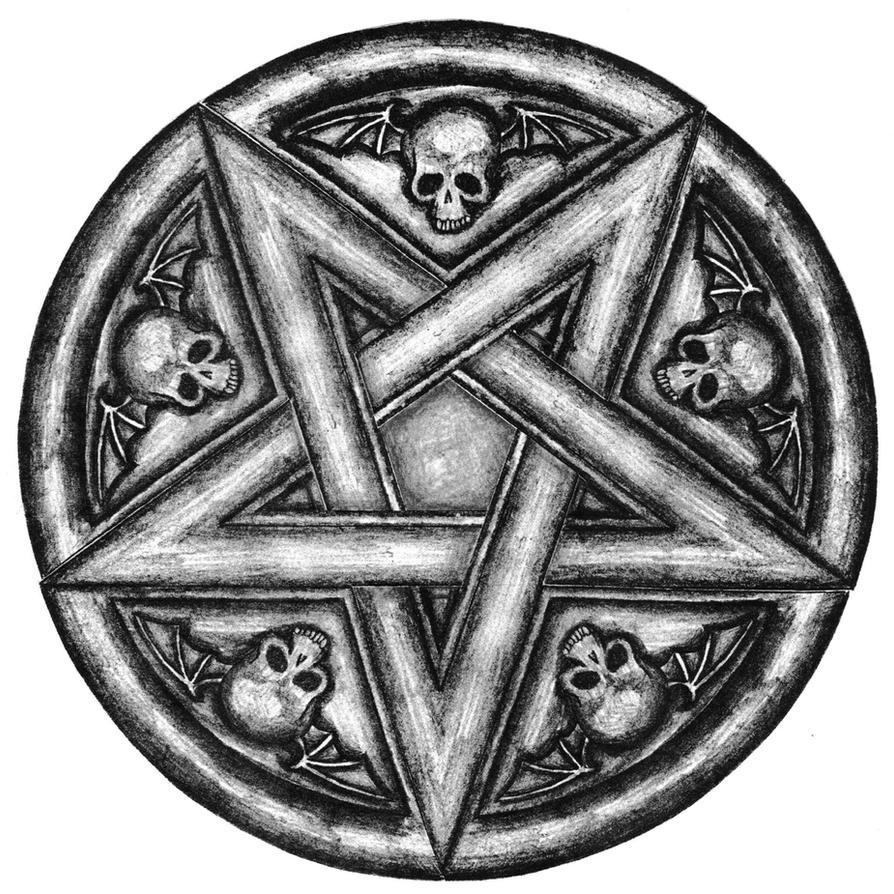 Pentagram by maikgodau666 on DeviantArt