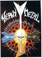 Heavy Metal by maikgodau666