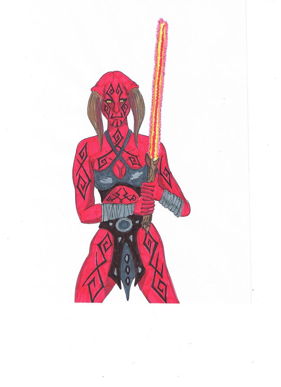 Darth Necaris by maikgodau666