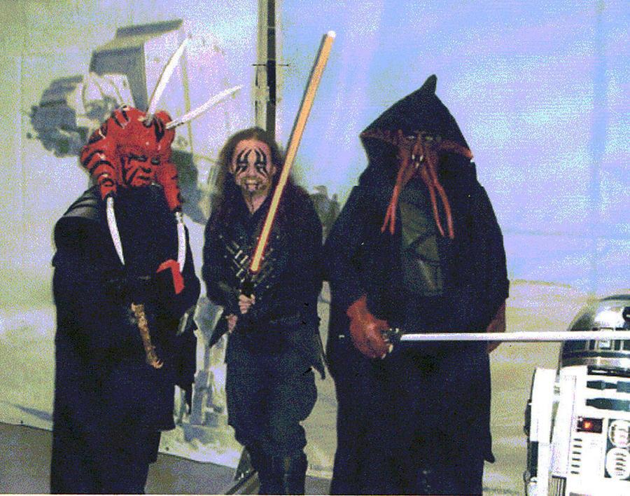 Sith Lords a gogo by maikgodau666