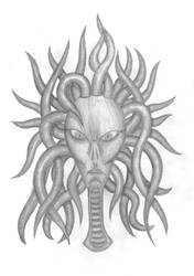 Medusa by maikgodau666