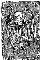 Macabre Nightmare by maikgodau666