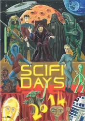 SciFi Days Gruenstadt 2014
