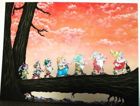 The Seven Dwarves (unfinished)