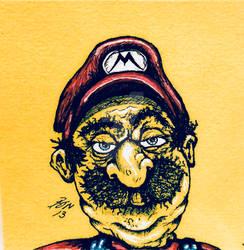 Super Mario - benji edition