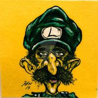 Luigi - benji edition