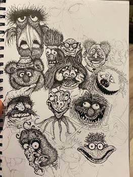 Muppets Cluster (work in progress)