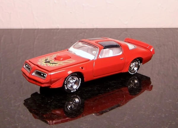 JL 1978 Pontiac Trans Am in Red by Firehawk73-2012 on deviantART