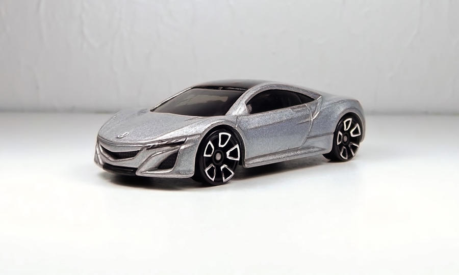 Hot Wheels 2012 Acura Nsx Concept By Firehawk73 2012 On Deviantart