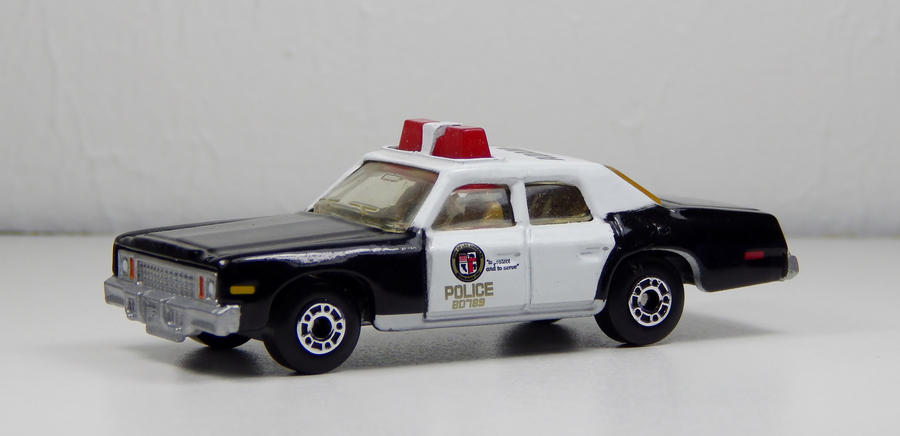 Matchbox Adam 12 Police Car By Firehawk73 2012 On Deviantart